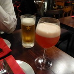 140430 黄昏ビール