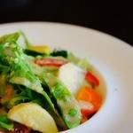 チャイニーズレストラン ファン - 彩り野菜の中華風サラダ