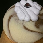 プティ・マリエ  - まんまるチーズケーキ ¥1296
