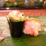 大天寿司 - 赤貝!