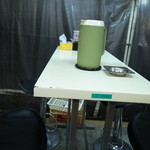 元祖 スタミナちゃんぽん  - テーブル席