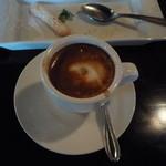 ピッツェリア武蔵野山居 - 料理写真:珈琲がセットで1500円
