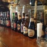クール★ランニング - ズラリと並んだ世界の珍しいビール