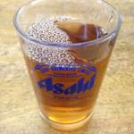 wazemmarumitsu - 麦茶の美味しい季節です。