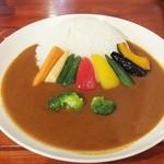 カレー工房 Chalten - 野菜カレー