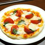 K's BAR - マルゲリータピザ
