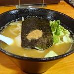 鳥せん - 鶏白湯ラーメン