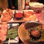 串角 - 串焼き