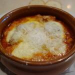 セントベーネ - トリッパのオーブン焼き