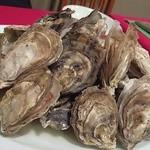27434439 - 豆牡蠣の山盛り白ワイン蒸し