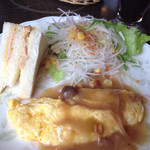Cafe Dulce - 料理写真:モーニングサービス*〜11:00
