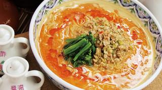 中国ラーメン揚州商人 - タンタン麺