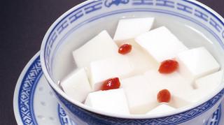 中国ラーメン揚州商人 - 夢ごこち杏仁豆腐