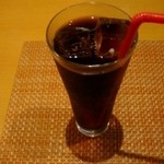 旬彩和さび - ランチのドリンク:アイスコーヒー