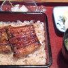 東屋 - 料理写真:うな重 梅 1700円