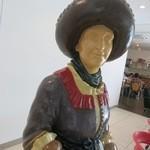 常陸野ブルーイング水戸 - 陶器の人形2です。