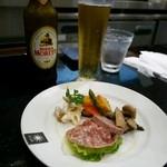 ペック 新宿タカシマヤ店 - ビール おつまみセット