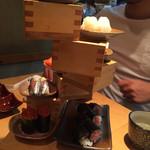 魚寿司 - 寿司タワー
