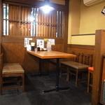 恵比寿家 - 店内の様子