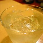 みっちゃん - かち割りワイン(白)420円