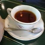 サロンド・カフェ・マンナ - 単品のオレンジペコ
