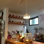 cafe #101 - 少し前の写真です。