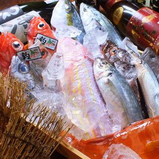 淡路沼島直送!旬のお魚をご提供します!