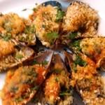 クッチーナ イタリアーナ アンゴロ - ムール貝のパン粉焼き:どあっぷ図 by ももち