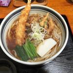 うれし野 - 料理写真:天ぷらうどん