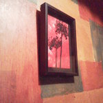 アスヘノトビラ - 個室内の壁飾り 何か好き(о´艸`)゚.+:* ふふ♪