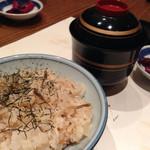 花乃ん - たきこみご飯