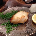 花乃ん - 金目鯛の焼き物