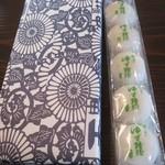 赤司菓子舖 - 5ヶ入バラと10ヶ入箱