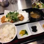 27449880 - 白身魚フライ定食
