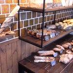 27451891 - ハード系のパン棚