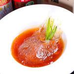 上海廊 - フカヒレの姿煮込み