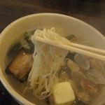 麺屋 縁 - 細麺 リフト