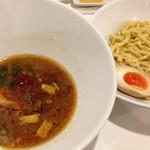 jango - つけ麺小 麺もスープも好きな味
