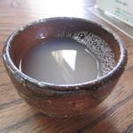 一福 - 2013.09.11 蕎麦湯