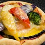 ブーランジェリーカフェ ラ・プロヴァンス - 料理写真:菜園風カルトッフェル