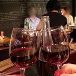 GABUCHIKIワイン倶楽部 - 樽生ワインで乾杯♪