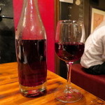 GABUCHIKIワイン倶楽部 - 樽生ワインカラフェ