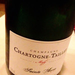 27456522 - 乾杯はシャンパーニュで。