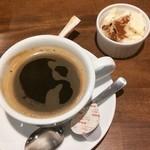 27457332 - ホットコーヒー・デザート