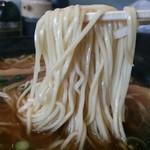 にとく - 2014.05ラーメンの麺!