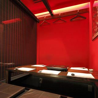 ◆2F6名様掘りごたつ席【半個室】