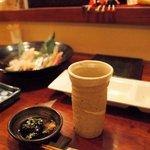 日本酒とお刺身 秋丸 - 神亀
