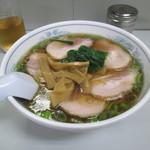 ラーメンショップやっこ - チャーシュー麺 600円