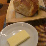 尾野 - パン×バター