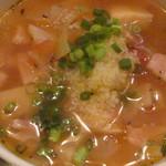 尾野 - 月替わりのスープ、アップ①